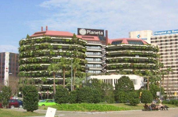 Trabaja Para El Grupo Planeta Fachada Arquitectura Arquitectura Arquitectura Verde
