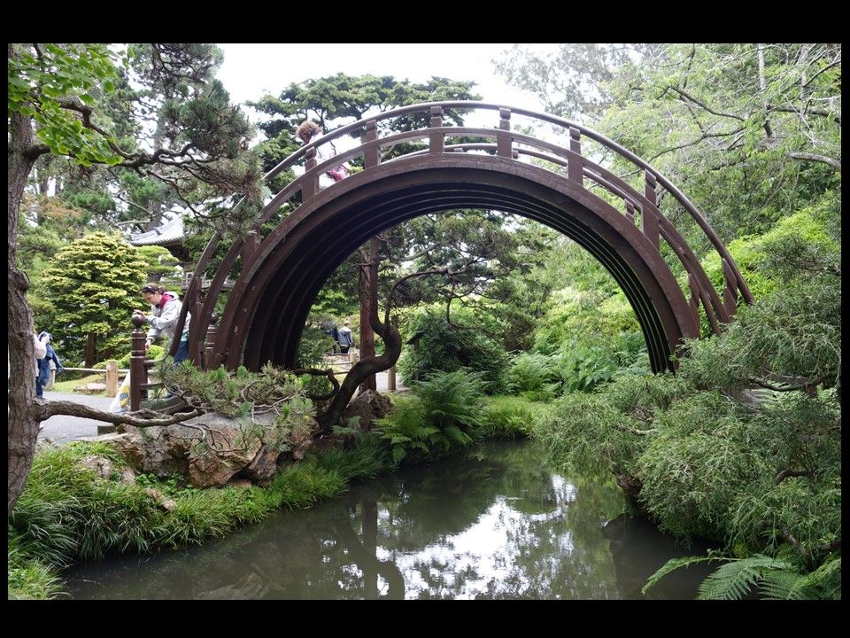 San Francisco Japanese Tea Garden: oldest public Japanese ...