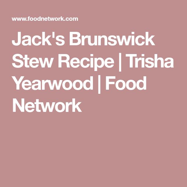 Jack's Brunswick Stew