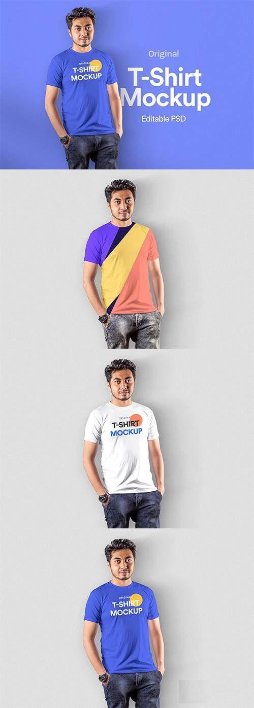 Download T Shirt Mockup Vol 19 Shirt Mockup Tshirt Mockup Shirts