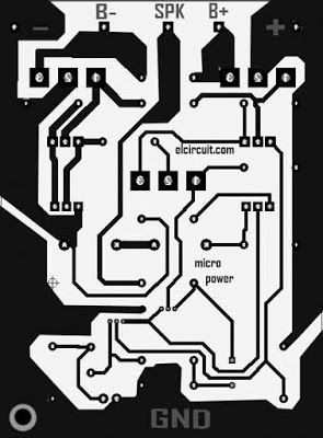 Power Amplifier Micro Driver | PCB\'s Layout Design | Pinterest ...