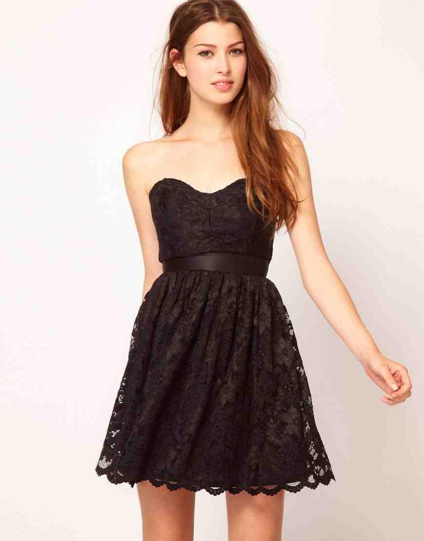 Black lace bridesmaid dresses dresses pinterest lace
