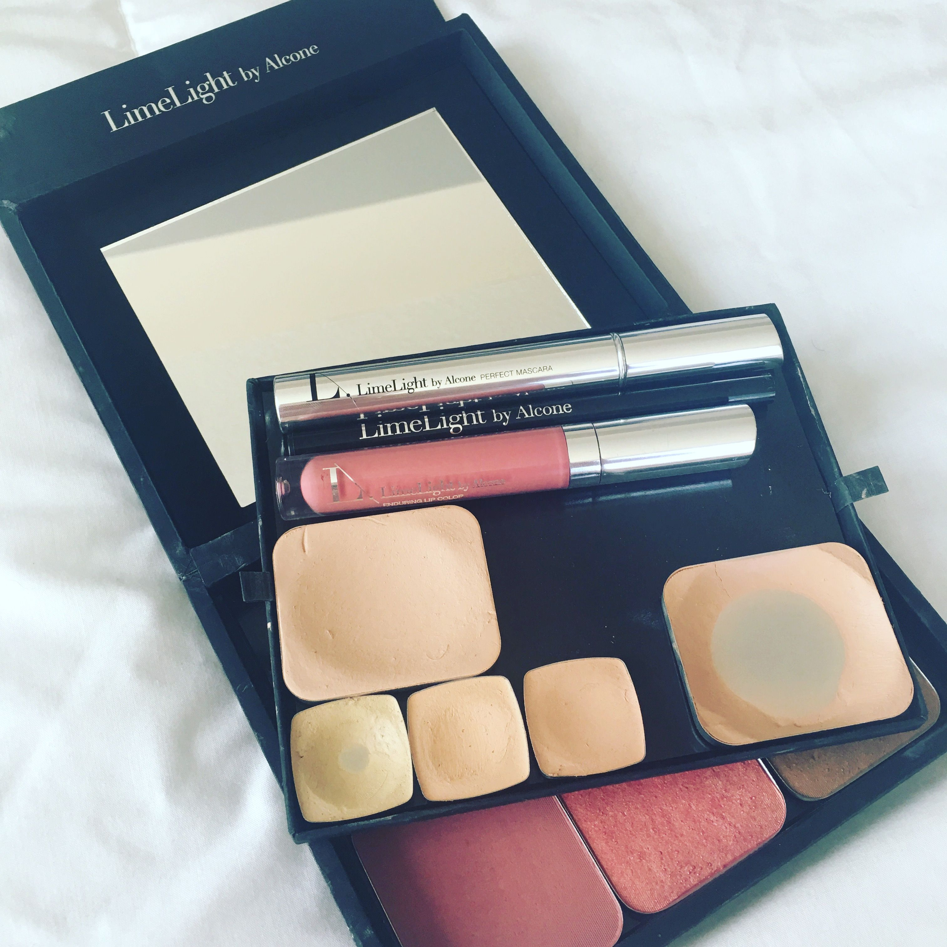 Limelight By Alcone Little Black Box Makeuppalette