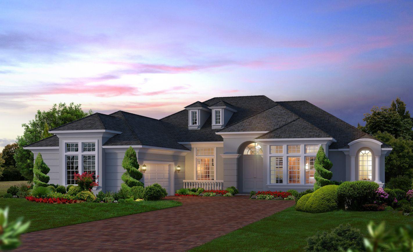 Find the Egret V Plan at Oakmont. Check the current prices