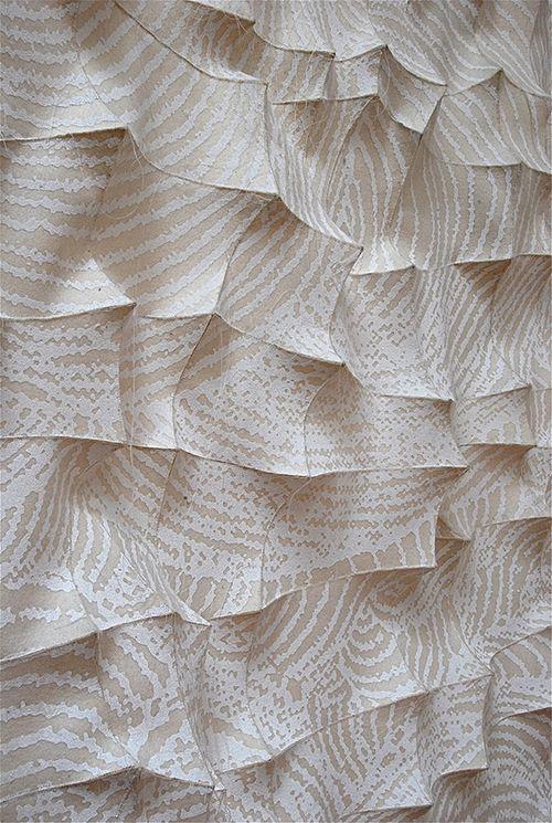 chung-im kim: industrial felt works | Daily Art Muse