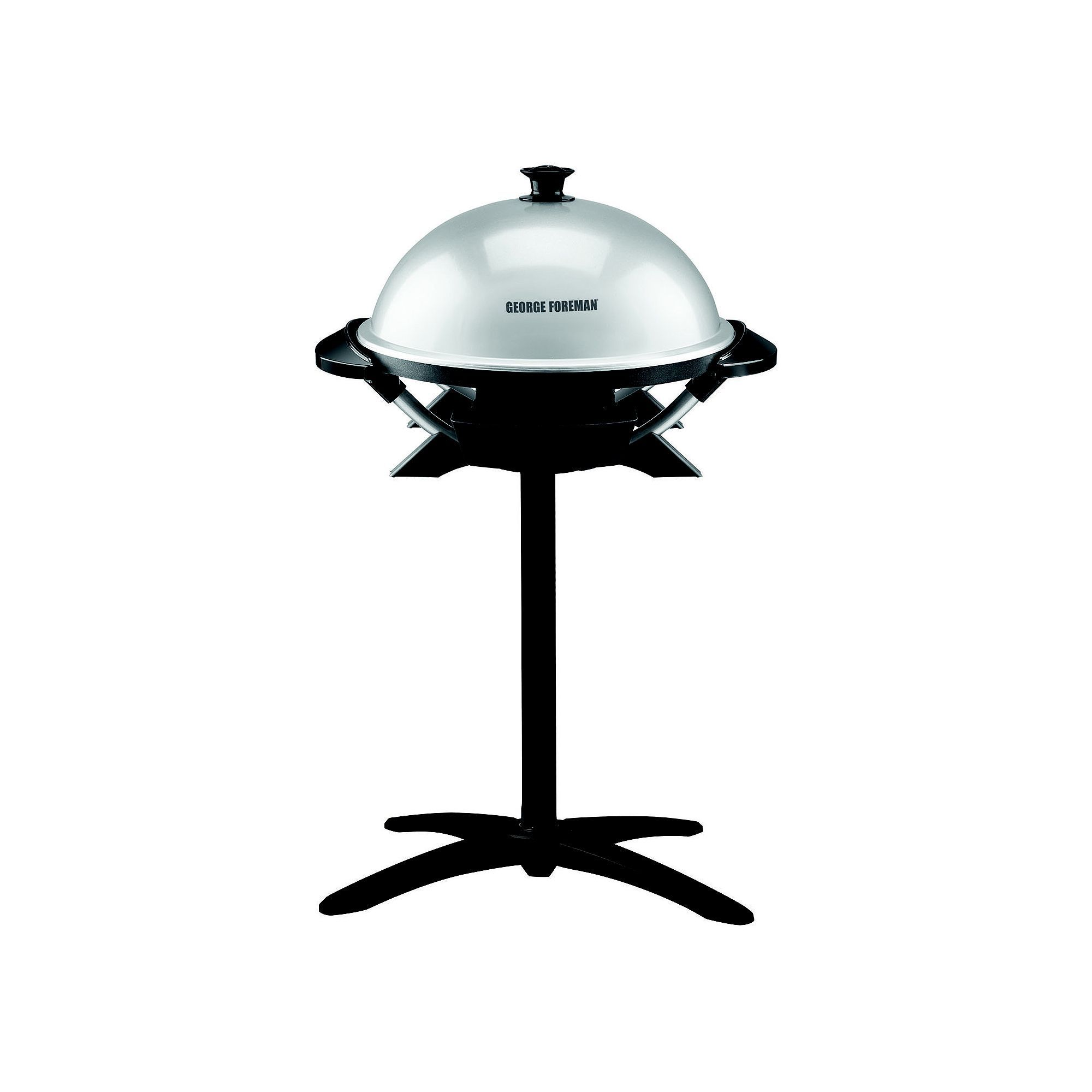 George Foreman Electric Indoor//Outdoor Portable Grill