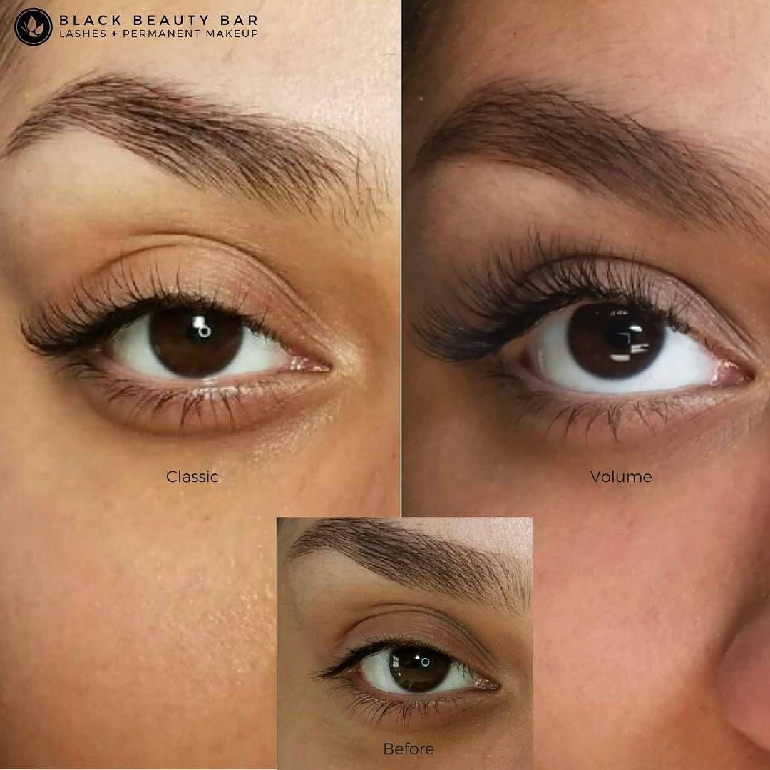 Pin by Black Beauty Bar on Semi Permanent- Eyelash ...