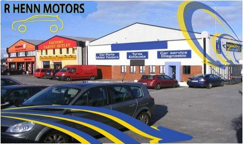 R Henn Motors Trade As A Vosa Approved Car And Mot Garage Centre