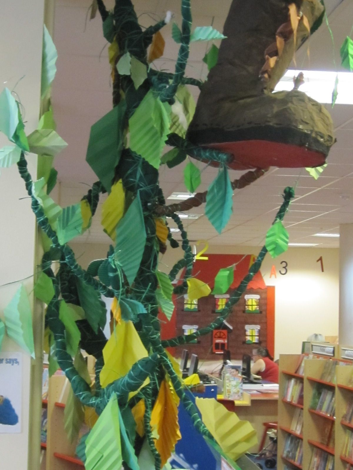 Image result for jack in the beanstalk crafts preschool ... - photo#20