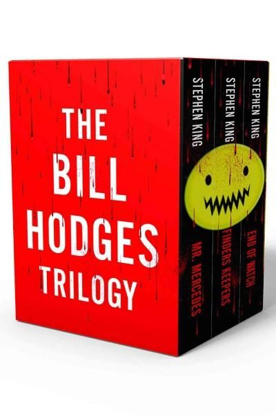 The Bill Hodges Trilogy Boxed Set Mr Mercedes Finders Keepers End Of Watch Hardcover Overstock Com S Stephen King Books Stephen King Best Book Covers