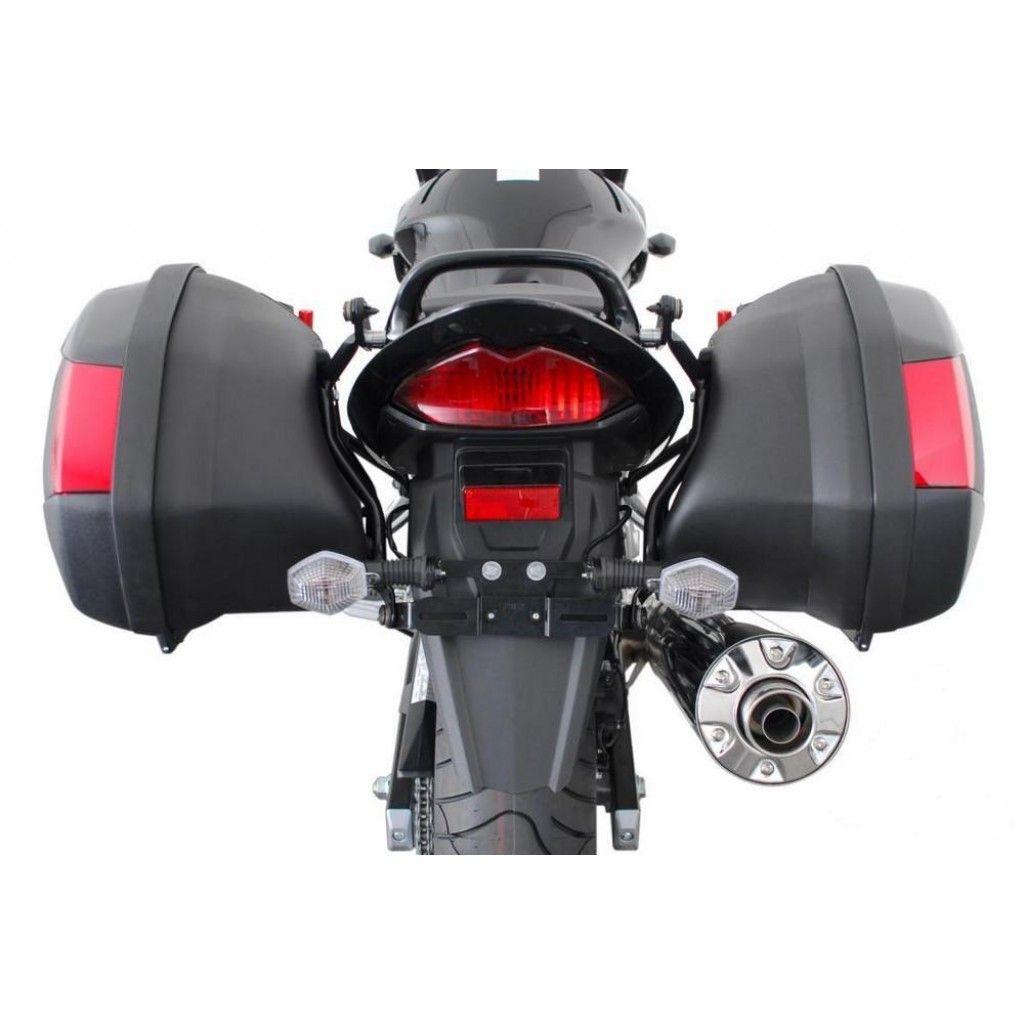 Plx r tubular side case holders suzuki gsf 650 bandit gsf 650 bandit s