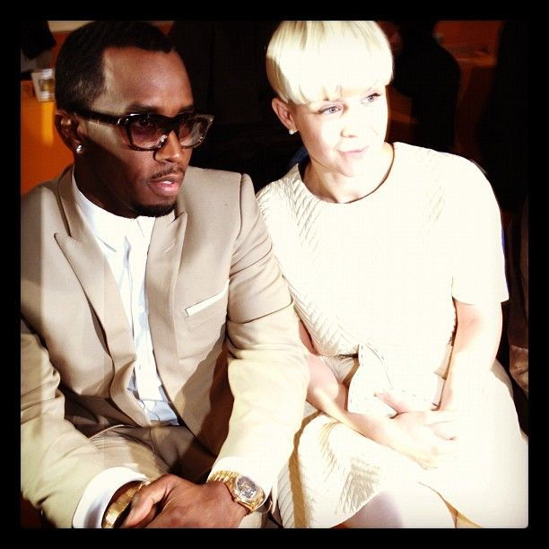 robyn and diddy