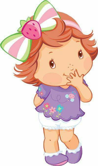 Explore Strawberry Shortcake Girl Clipart And More