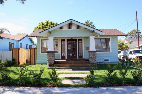 Craftsman Beach Bungalow This Is So Cute