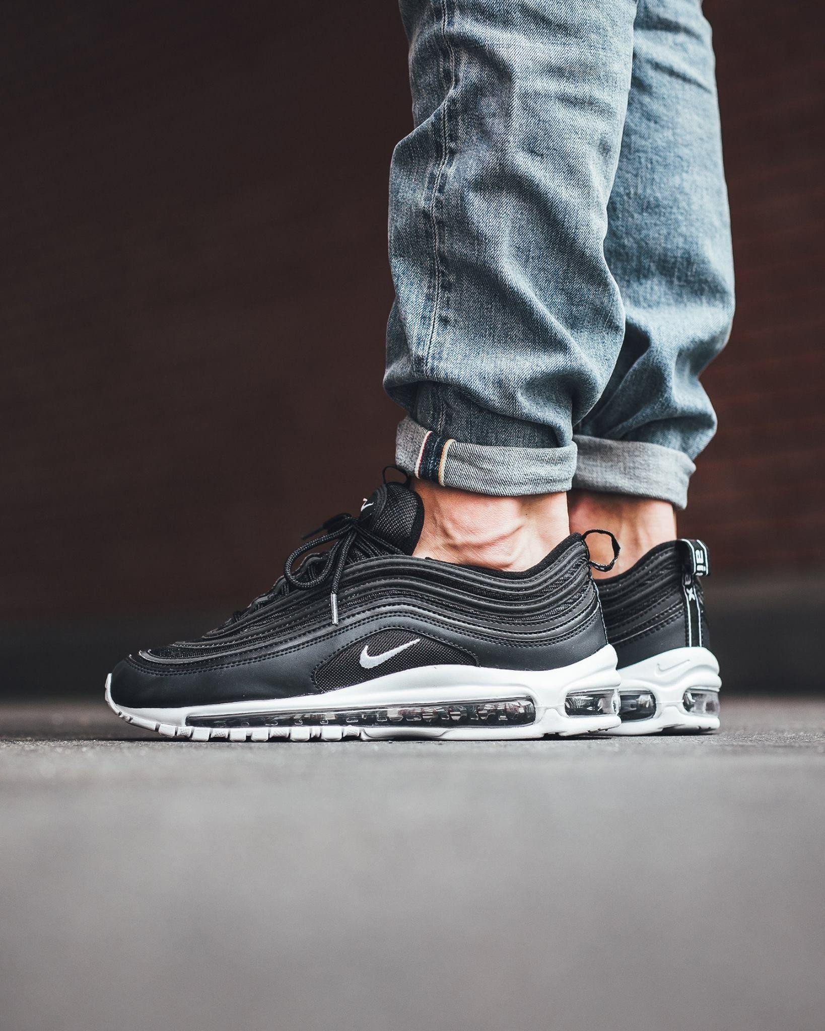 nike air 97 all black