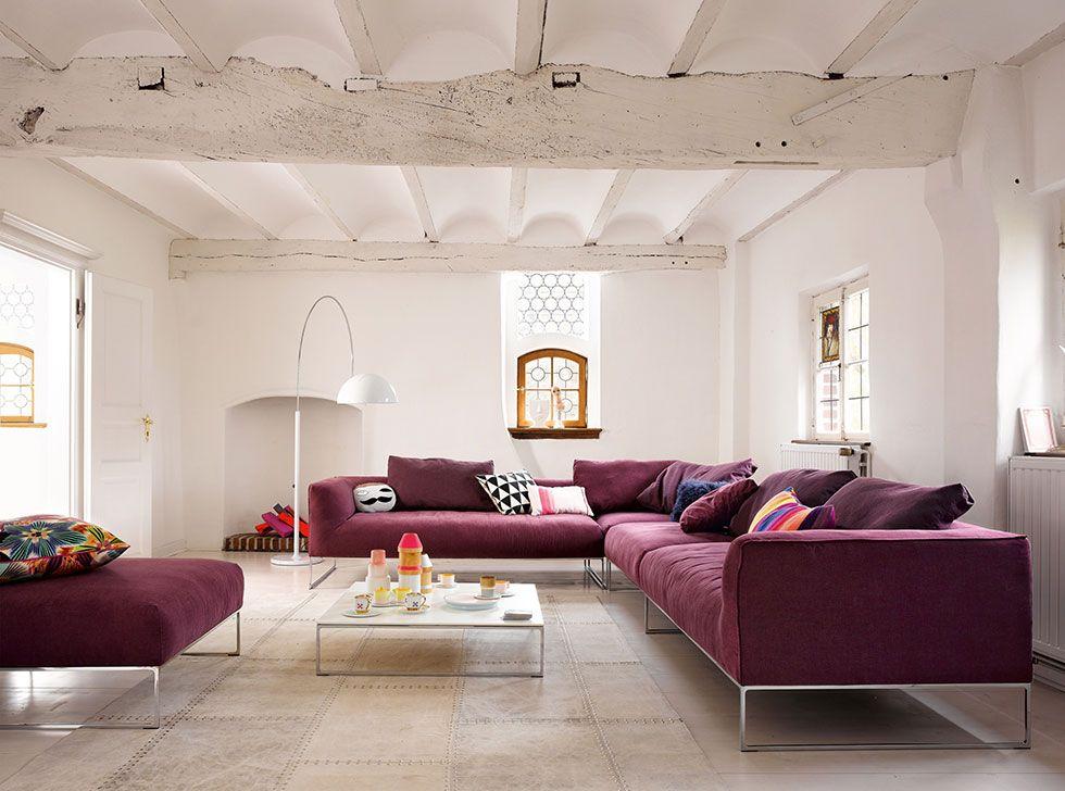Mell Lounge Sofa: COR   Wohnzimmer design, Wohnzimmer ...