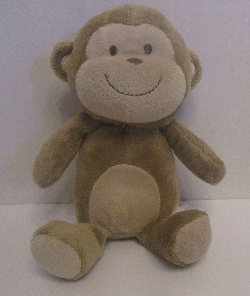 Carters Just One You Brown Tan Monkey 63088 Target Plush Stuffed ...