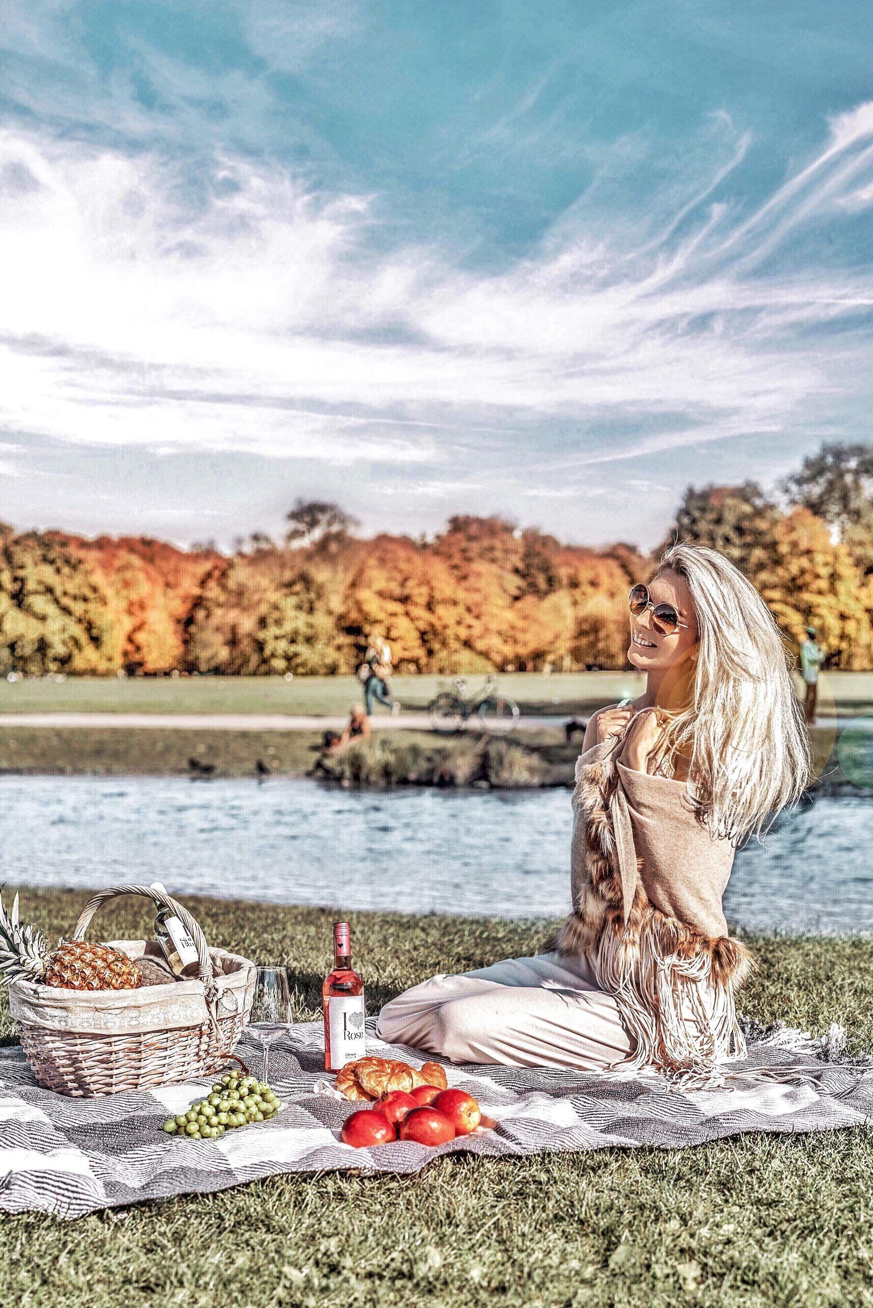 Lets run away | Picknick im Englischen Garten