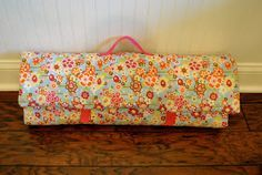 That Village House: Make your own Nap Mat
