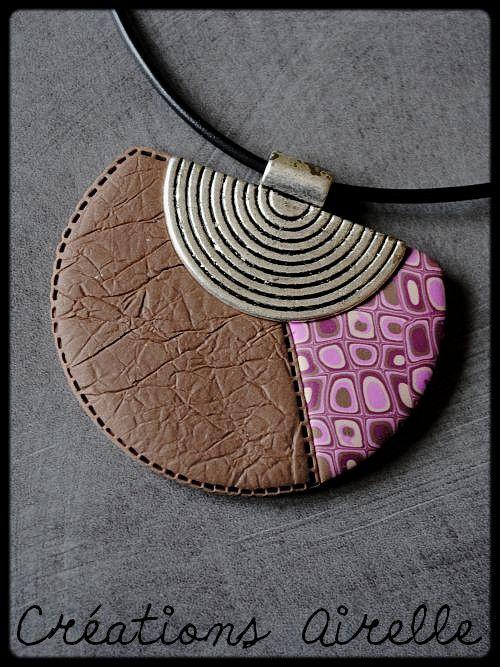 Le site de mes créations en argile polymère. Nombreux bijoux à vendre.