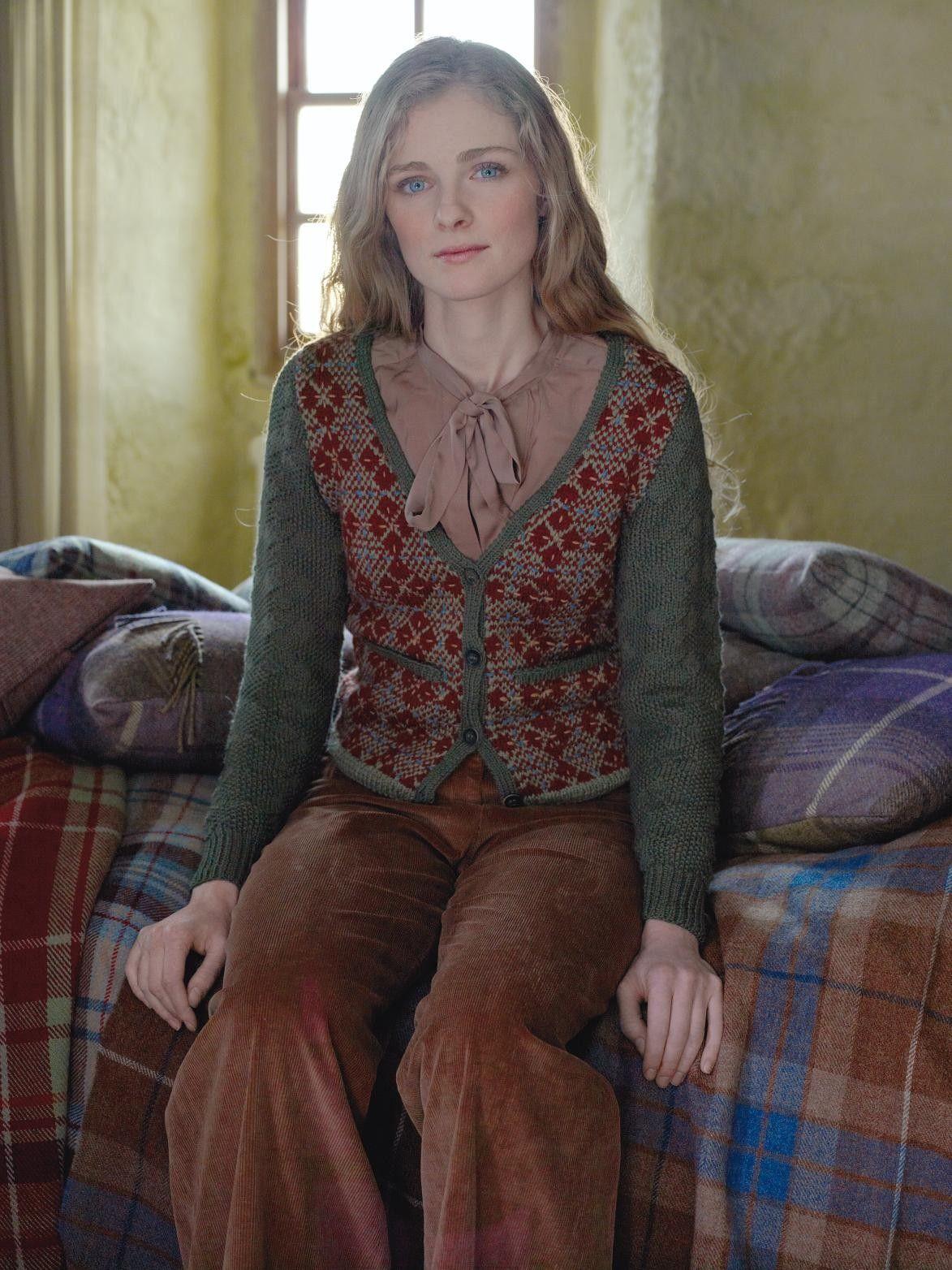 Rowan magazine 52 - Uist | Knitting Inspiration | Pinterest | Rowan