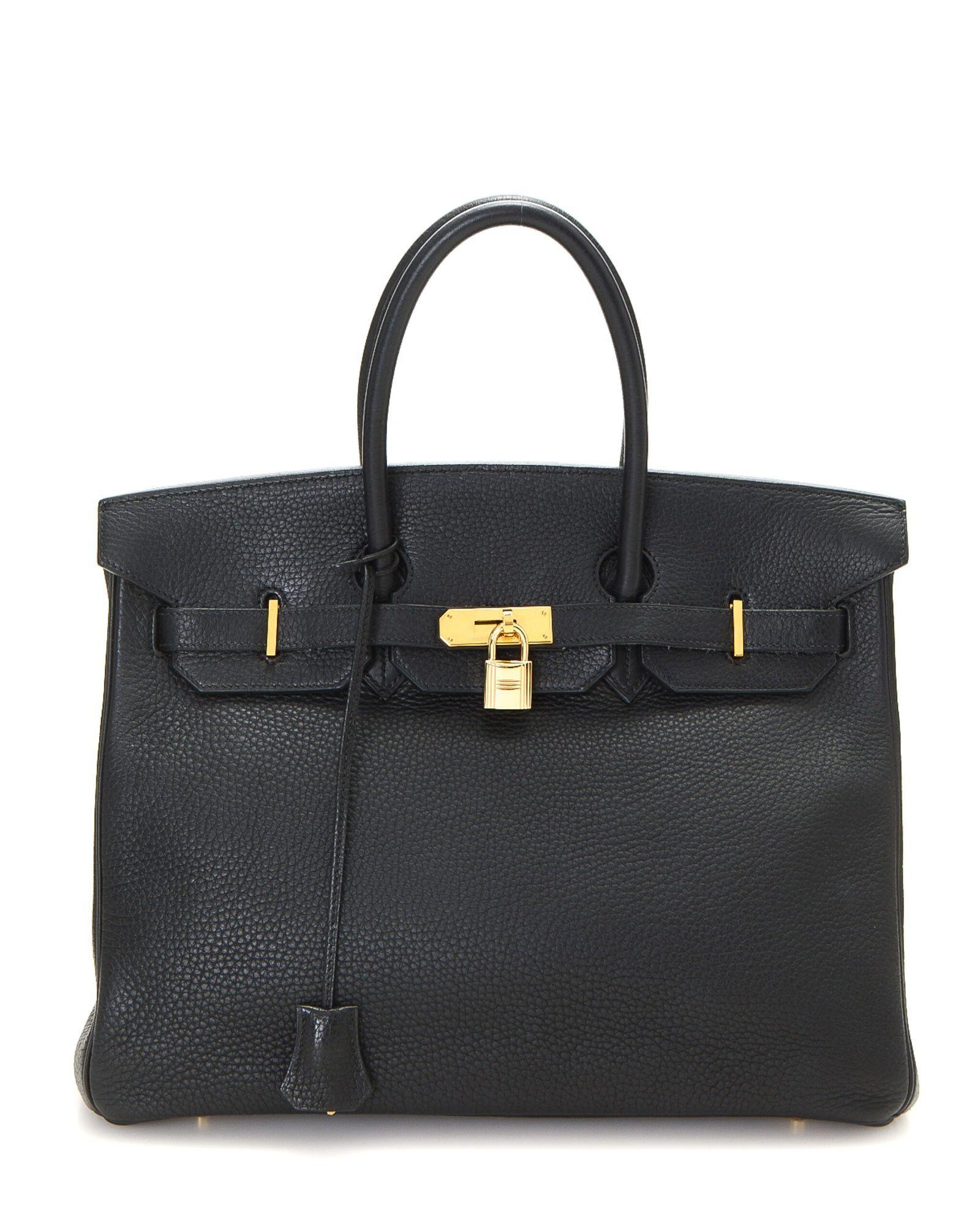 Hermes Birkin 35 Handbag - Vintage Hermes Birkin f3512ea7f5b5d