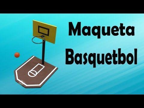 Cómo Hacer Un Mini Juego De Basquetbol Muy Fácil De Hacer Mini Juego Juegos De Papel Canasta De Basquetbol
