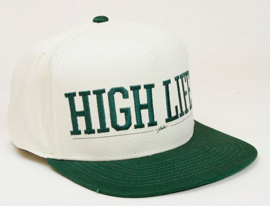 "d24c780e927 JSLV CLOTHING ""High Life"" Snapback Cap"