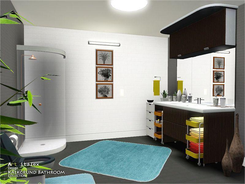 Kalkgrund Bathroom Found in TSR Category \'Sims 3 Downloads ...