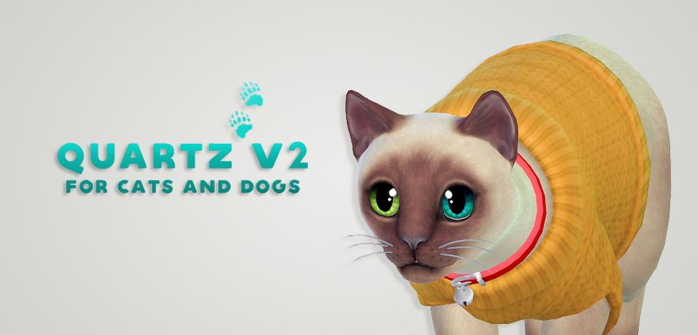 cupidjuice Sims pets, Sims 4 pets, Dog cat