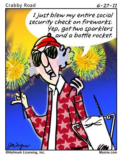 Maxine 4th Of July Birthday Quotes For Daughter Maxine Funny True Quotes