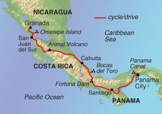 Resultado de imagen de mapa de panamá