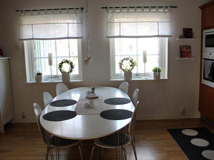 Perfekt Raffrollo Wohnzimmer Bild Von Wohndesign Idee