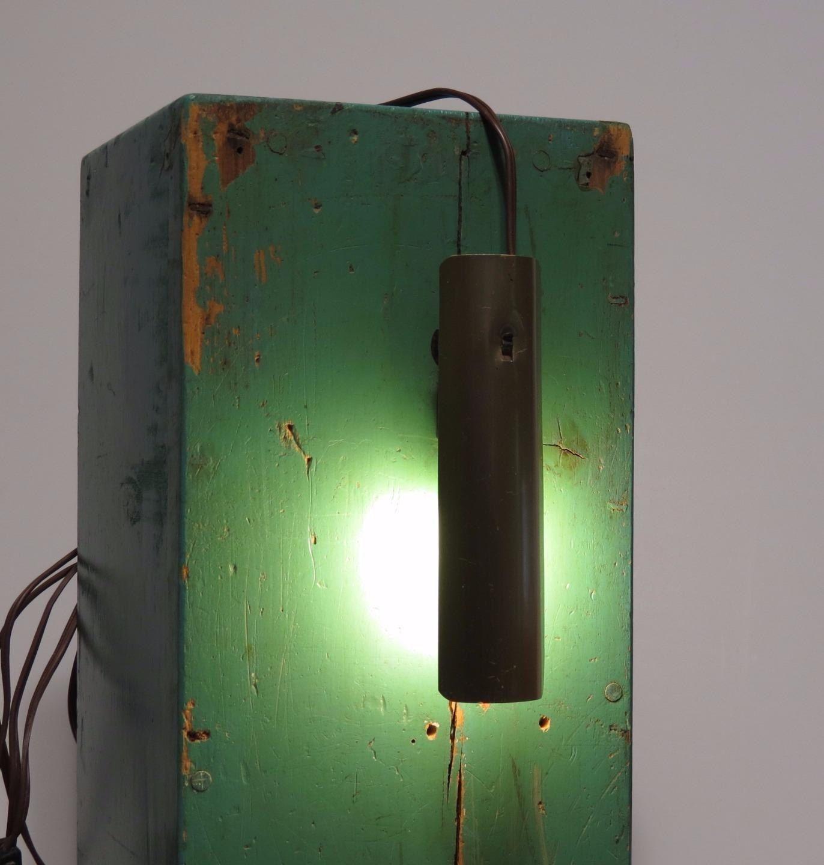 Curio Cabinet Lights Vintage Curio Cabinet Light Fixture Goldtone Aluminum 40 Watt