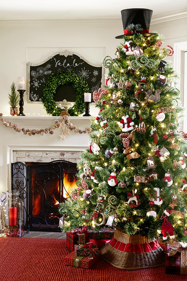 Home Sweet Holiday Christmas Tree 9 Holiday Christmas Tree Christmas Decor Diy Christmas Decorations