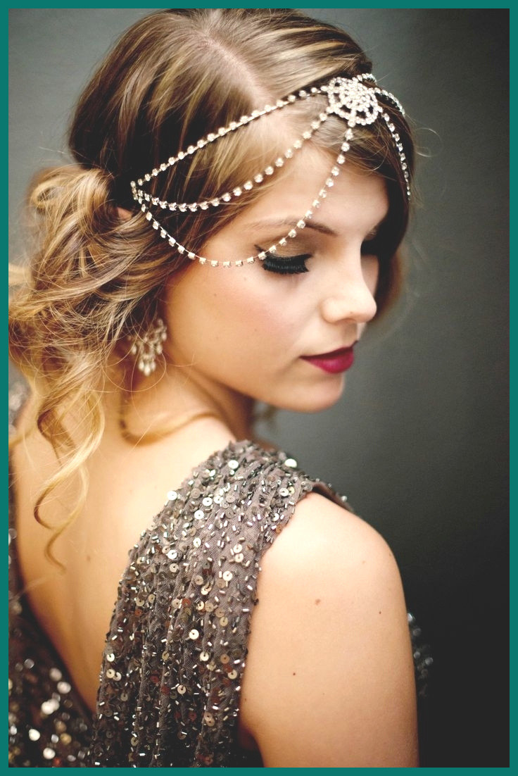 1920s Flapper Hairstyles For Long Hair Inspirational 1920s Hairstyles For Long Hair Fashion Flapper In 2020 Long Hair Fade Long Hair Styles 1920s Flapper Hairstyles