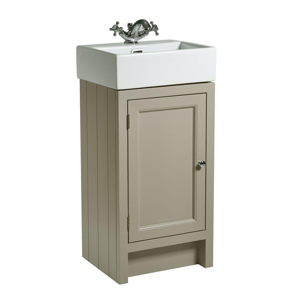 Roper Rhodes Cloakroom Unit Basin Mocha View At Victorian Plumbing Cloakroom Vanity Unit Cloakroom Vanity Units