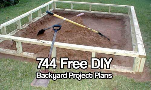 800 free do it yourself backyard project plans backyard projects 744 free do it yourself backyard project plans the original article had only 396 projects now it has 744 you will not be bored at hoe ever again solutioingenieria Gallery