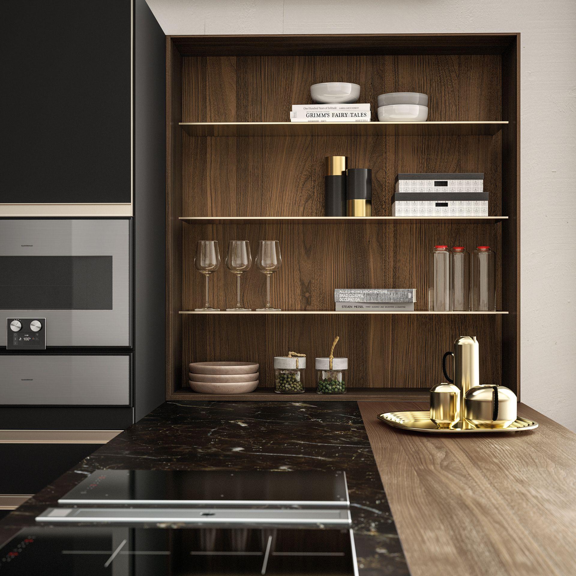 Best Effeti Kitchen 2018 On Behance Kitchen Interior Design 640 x 480