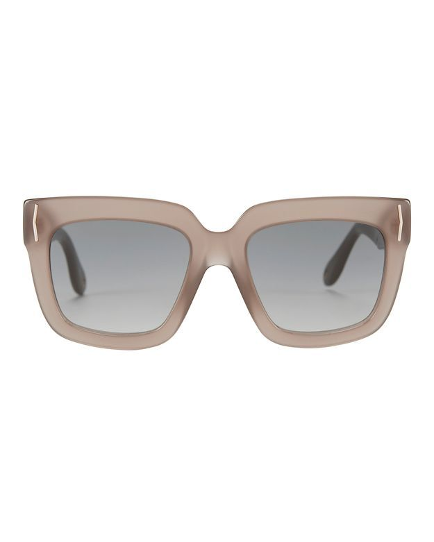 c5550842b74 GIVENCHY Beige Oversized Square Sunglasses.  givenchy  sunglasses ...