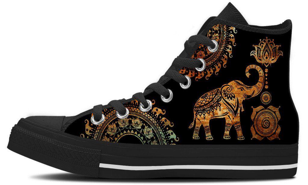 Elephant shoes, Canvas shoes, Converse