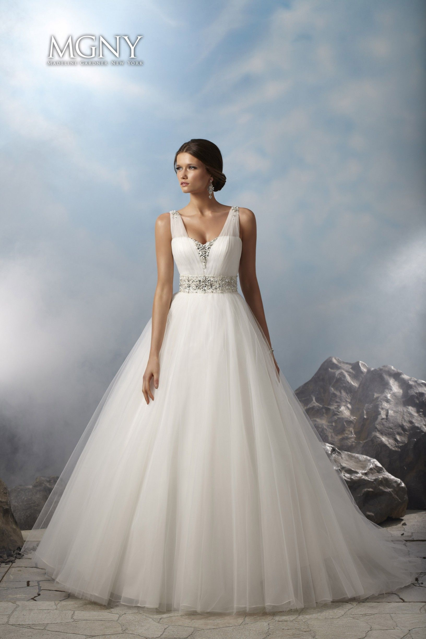 Madeline Gardner New York - Wedding dresses and bridal gowns ...
