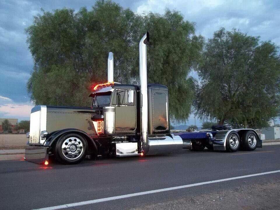 Slammed 359! Trucks, Custom trucks, Big rig trucks