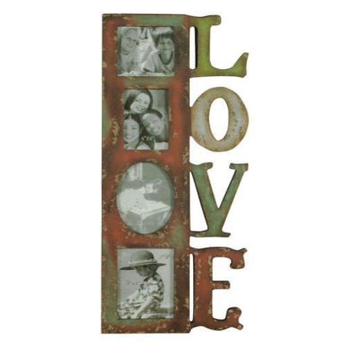 Rustic 'Love' multi-photo frame. £34.99  http://www.worldstores.co.uk/p/Love_Tall_Multi_Photo_Frame.htm