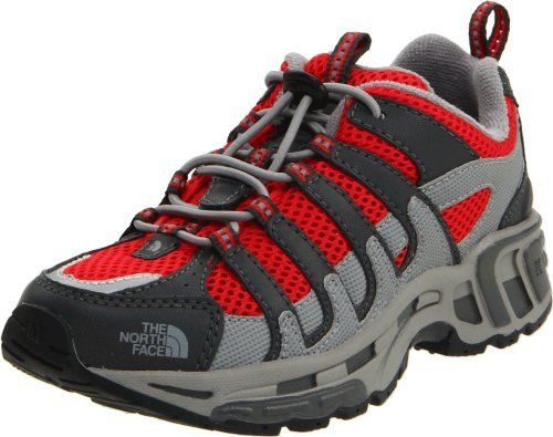 267e95e02 North Face Betasso Trail Running Shoes Gray Youth Kids Boys The ...