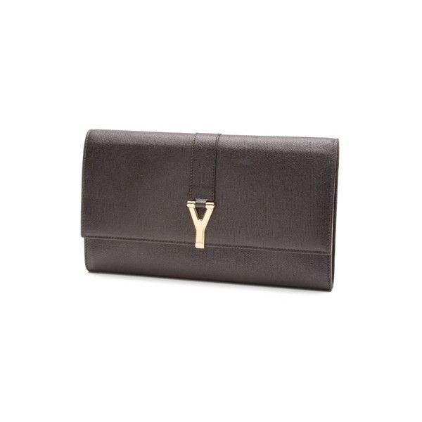 Saint Laurent Pre-owned - Patent leather clutch bag pWo4ewhE