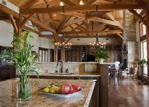 Timber Frame Home Kitchen Island Ideas - Bing images | timber frames on industrial home kitchen designs, victorian home kitchen designs, staircase kitchen designs, ranch home kitchen designs, commercial home kitchen designs, post and beam kitchen designs, modular home kitchen designs, cabin kitchen designs, timber frame house kitchen, traditional home kitchen designs, cape cod home kitchen designs, log home kitchen designs, wood kitchen designs, floor plans kitchen designs, cottage kitchen designs, custom home kitchen designs, timber frame outdoor kitchen, split level home kitchen designs, contemporary home kitchen designs, timber frame kitchen cabinets,