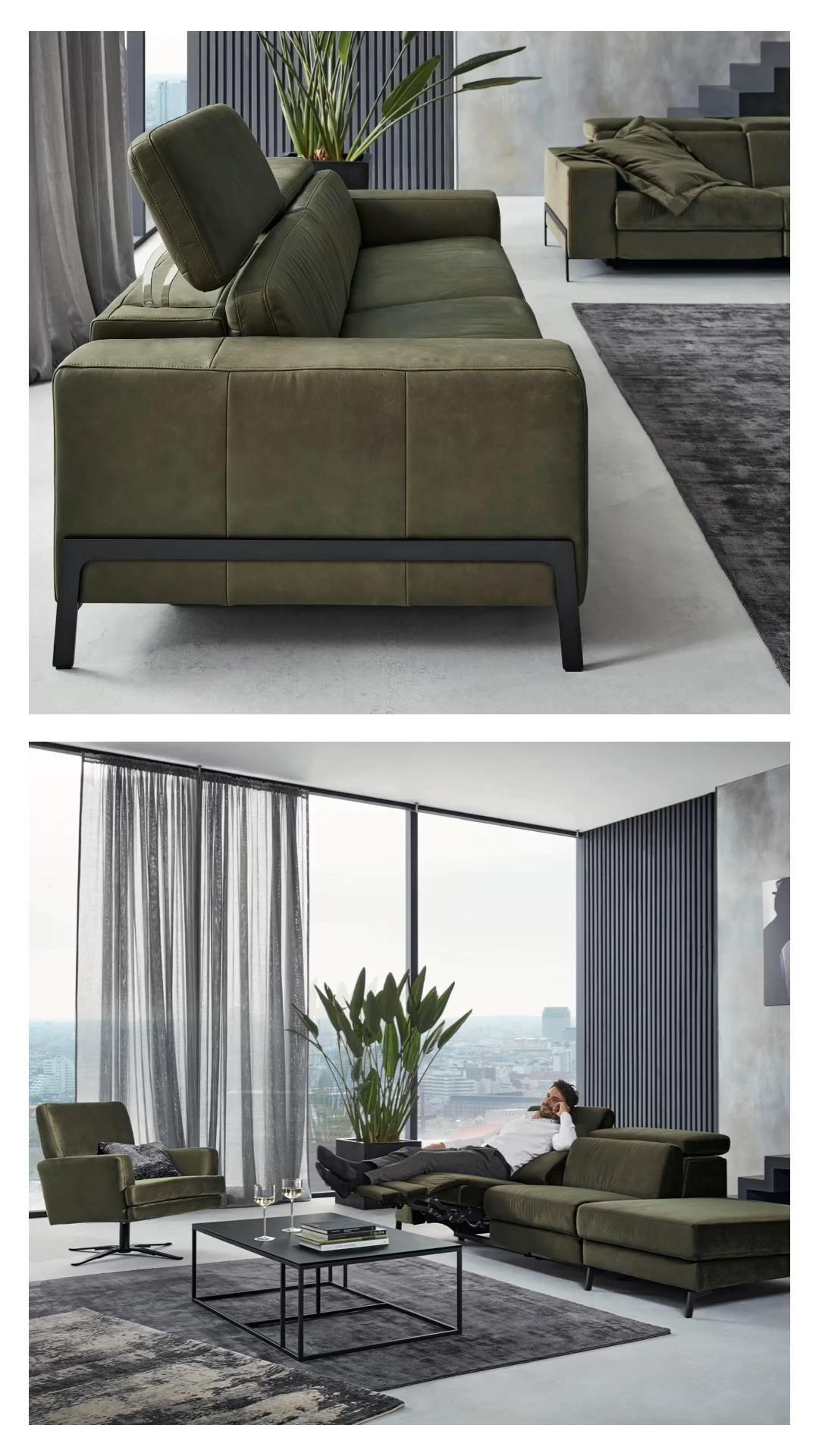 Sofa mit viel Komfort