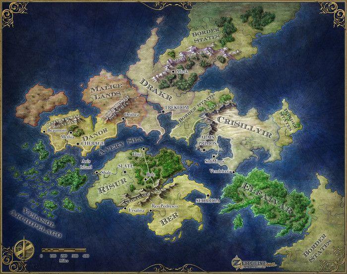 Game of Thrones Map Of Dothraki Sea Comics Vintage Classic Retro ...
