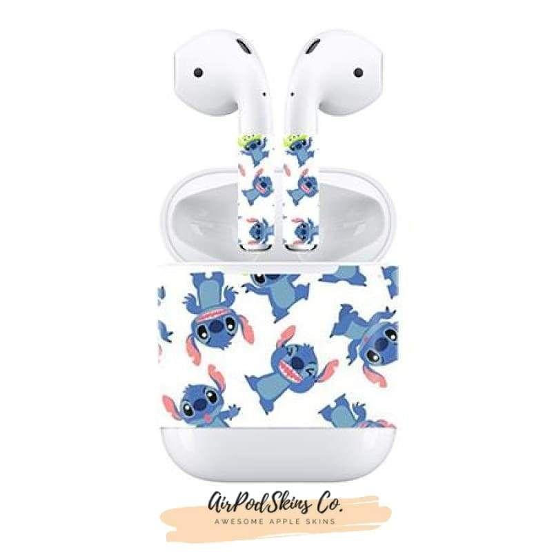 46b1806550b Stitch Cartoon Airpod Skins ( 6 Models )   Products   Best ...
